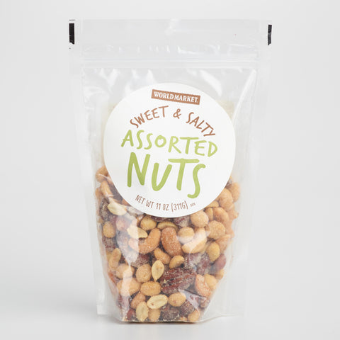 World Market Sweet and Salty Mixed Nuts