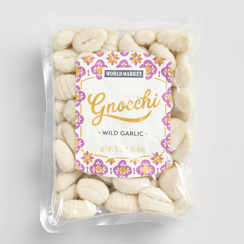 World Market Wild Garlic Gnocchi Set of 12