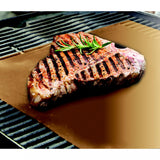 Yoshi Copper Grill and Bake Mats (Set of 2)