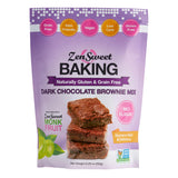 ZenSweet Gluten Free Dark Chocolate Brownie Mix