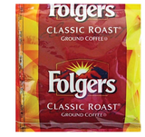 Folgers® Classic Roast® Coffee Fraction Packs, 0.9 oz., 36/Case