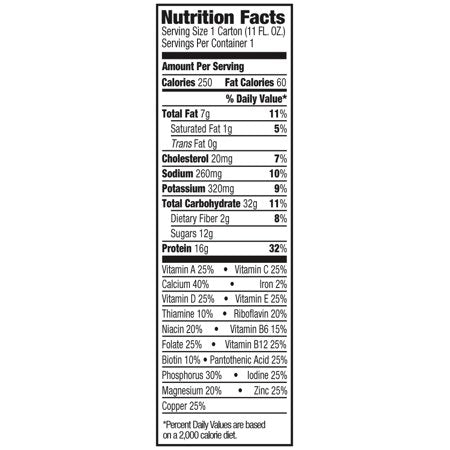 Orgain Organic Nutrition All-In-One Nutritional Shake, Iced Mocha, 16g Protein, 11 Fl Oz, 12 Ct