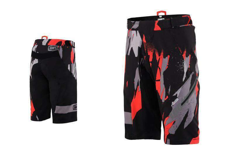 100% Airmatic Camo Enduro/Trail Short