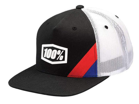 100% Cornerstone youth trucker hat