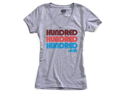 100% Hundred women's t-shirt