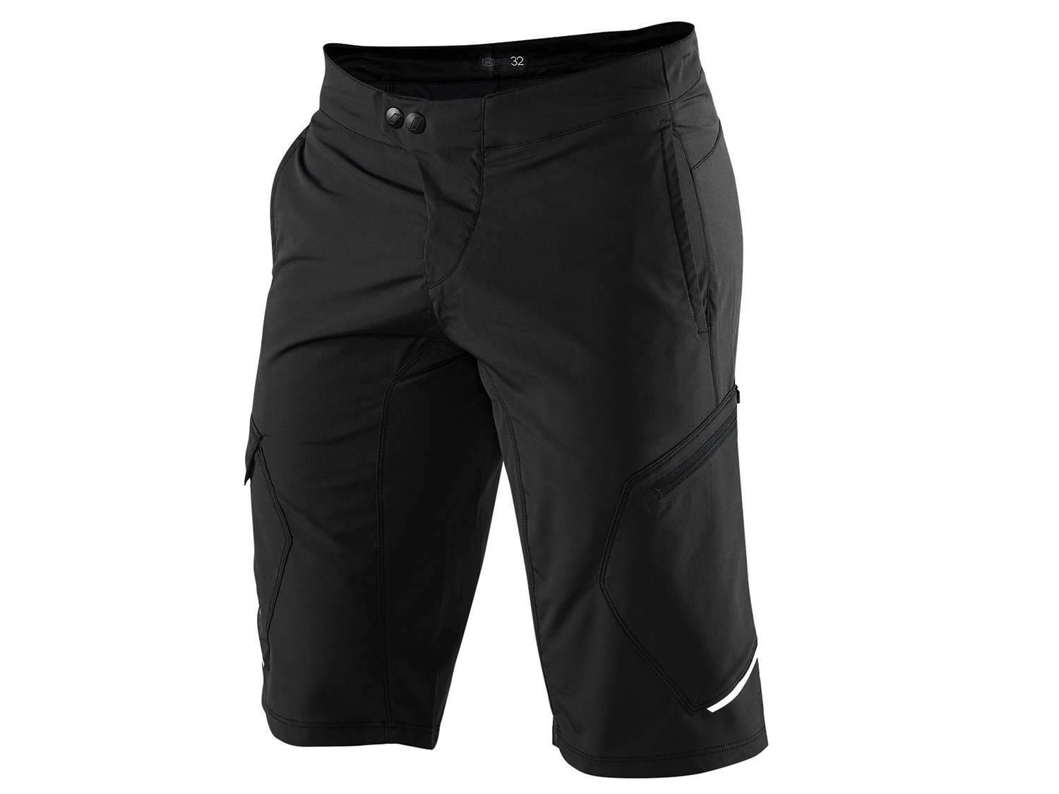 100% Ridecamp Youth Short