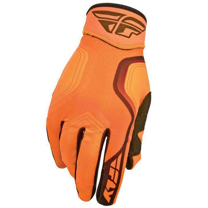 Fly Racing Handschuhe Pro Lite orange-schwarz
