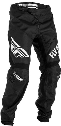 Fly Racing Hose Kinetic Kids MTB/BMX schwarz
