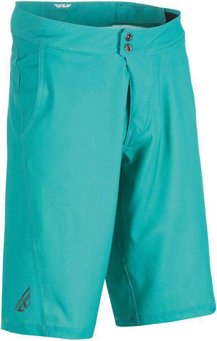 Fly Racing Short MTB/BMX teal