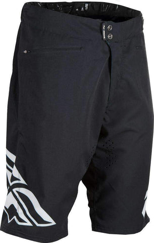 Fly Racing Short Radium MTB/BMX schwarz-weiß