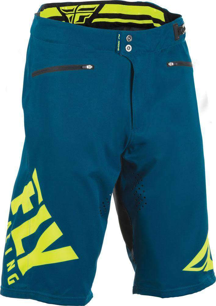 Fly Racing Short Radium navy-hi-vis