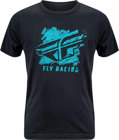 Fly Racing T-Shirt Crayon Kids schwarz