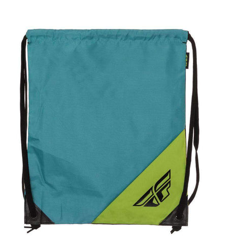 Fly Racing Tasche Quick Draw teal-gelb