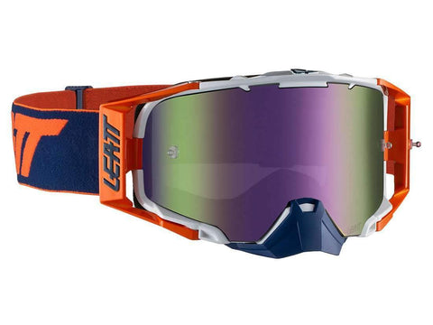 LEATT VELOCITY 6.5 IRIZ Downhill Brille