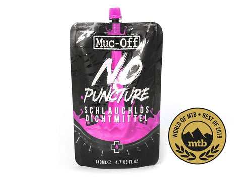 Muc Off No Puncture Hassle 140ml Pouch Only