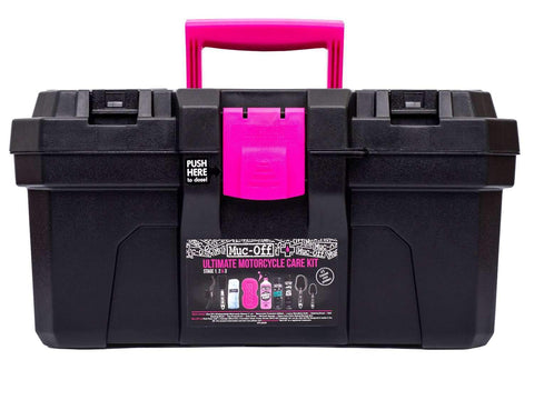 Muc Off Ultimate Motorcycle Kit (Tool Box)