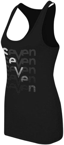 Seven T-Shirt Girls Tanks Replicate black