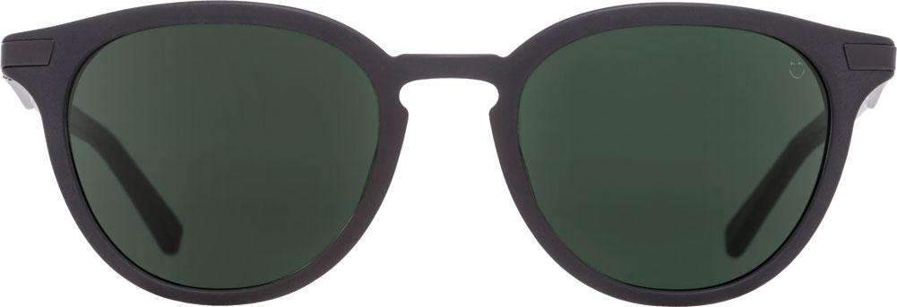 SPY OPTIC Sonnenbrille Pismo matte black happy gray green