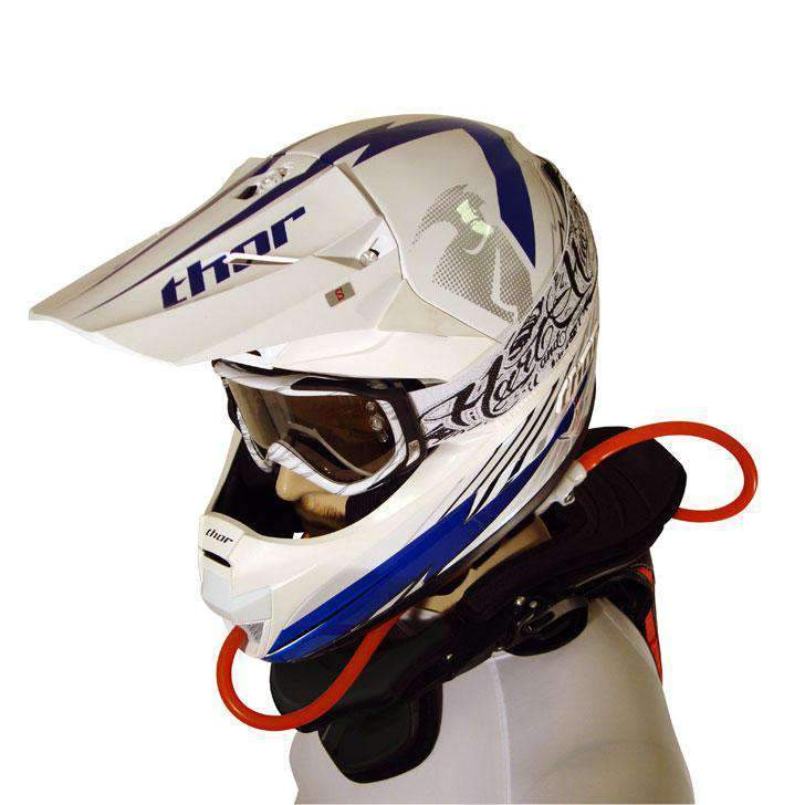 USWE Sports SP1 Handsfree Leatt GPX sw-rot 0,5l