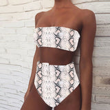 Sexy High Waist Bikini Swimwear