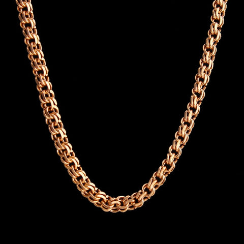 Bijoux Copper Chain Necklace