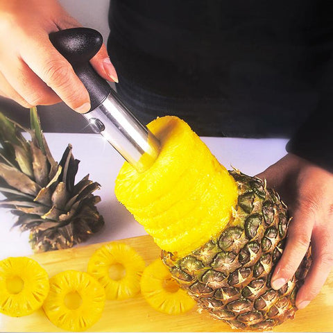 Image of Juicy Bites Pineapple Slicer - Get a Bundle and receive and extra watermelon slicer!
