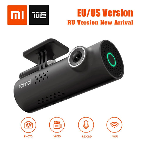 Image of Car Security smart Dash Cam DVR - voice recognition