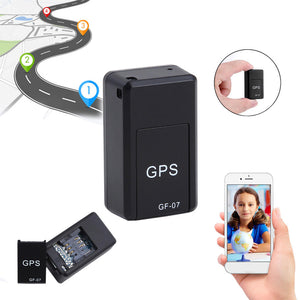 MINI GPS MAGNETIC CAR TRACKER