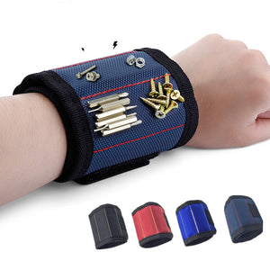 MAGNETIC TOOL WRISTBAND - Keep your tools close