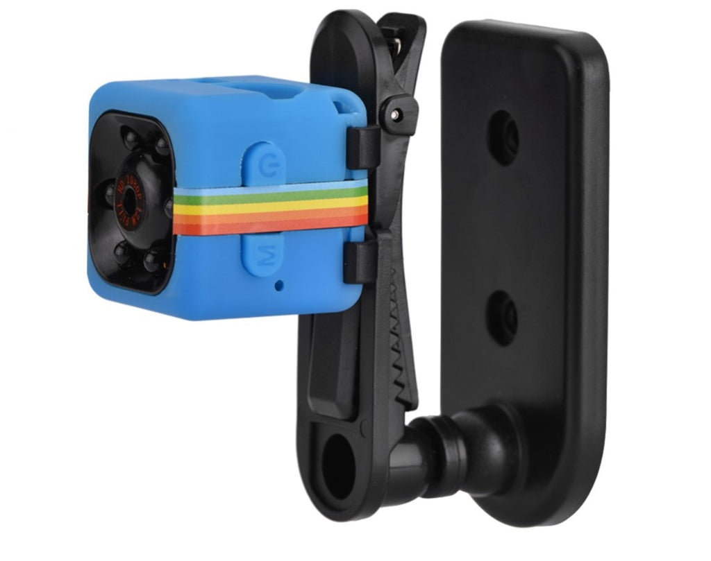 Night Vision HD 1080P Tiny DASH Camera for Cars!