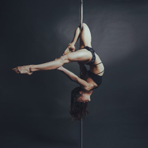 Pole Techniques - Level 2.5