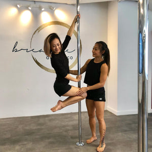 Beginners Pole Dance Course