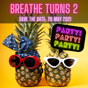 26 MAY PINEAPPLE PARTY