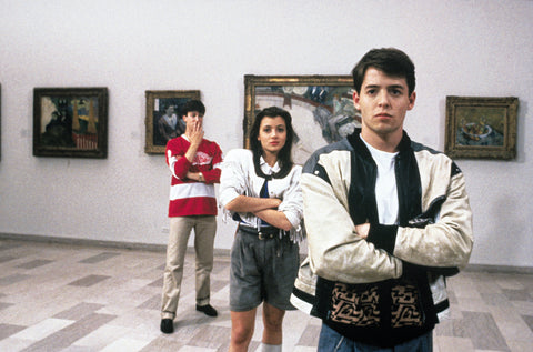Screen Time: A tour of Ferris Bueller's bedroom