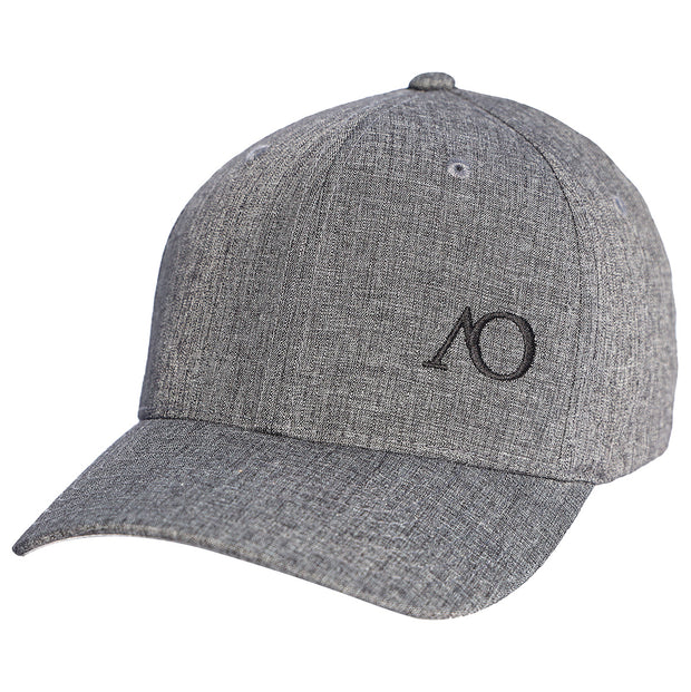 AO PERFORMANCE HAT - CHARCOAL HEATHER