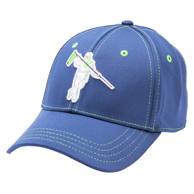 PERFECT FITTED - NAVY/LIME