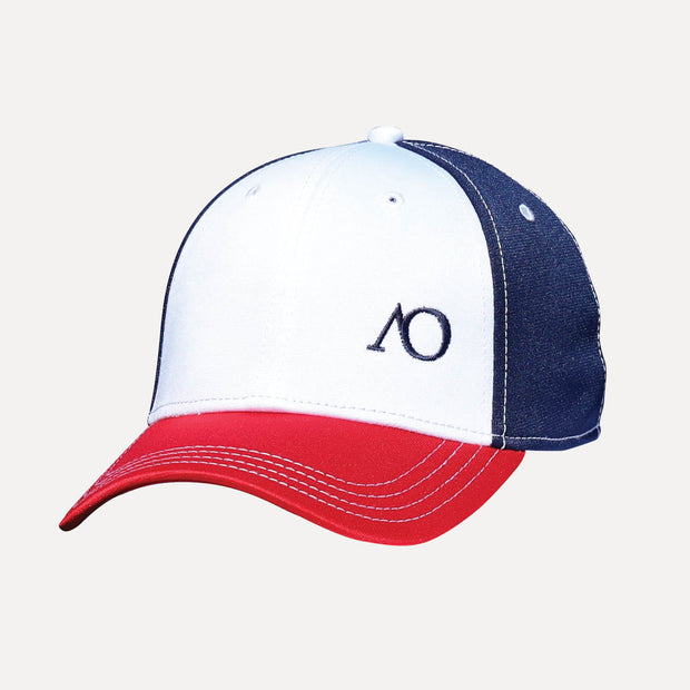 NATION FITTED AO - RED/WHITE/BLUE
