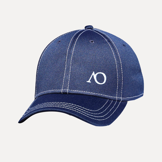 NATION FITTED AO - NAVY