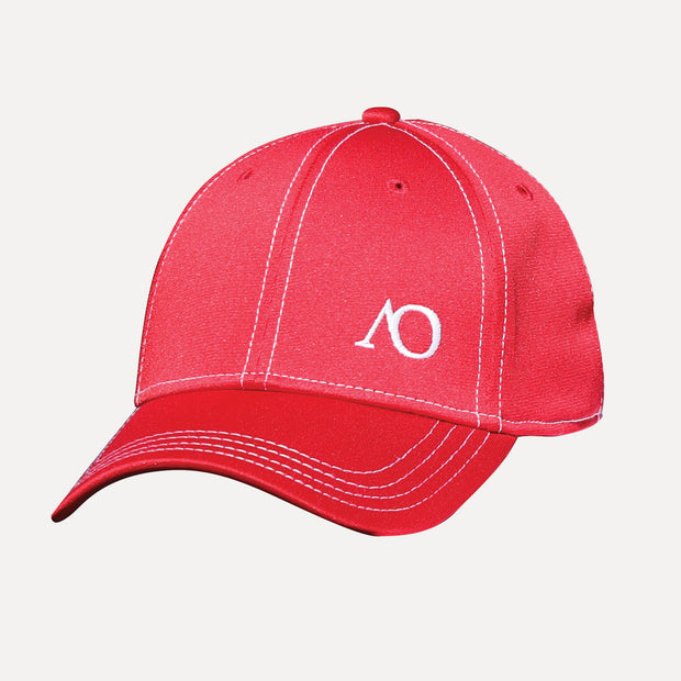 NATION FITTED AO - RED
