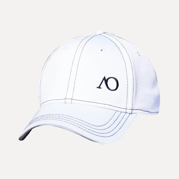 NATION FITTED AO - WHITE