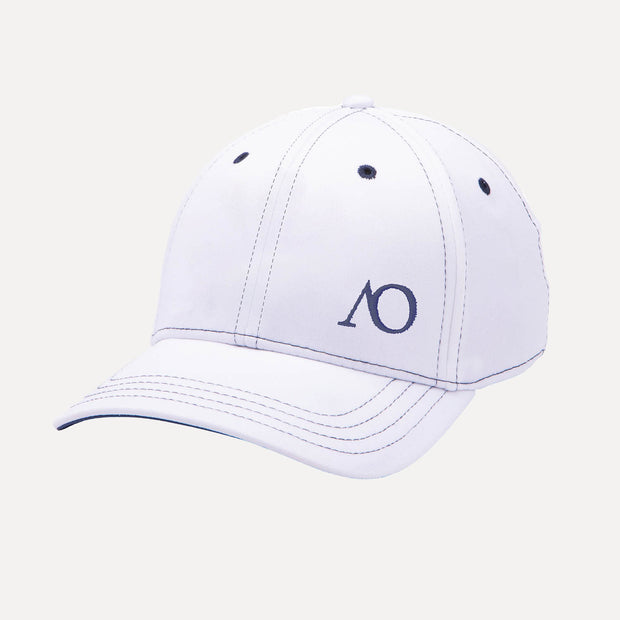 PERFECT FITTED AO - WHITE/NAVY
