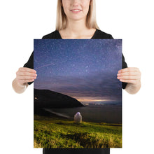 Load image into Gallery viewer, Starry Stone - Poster