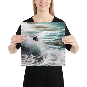 Kerry Surfer - Photo paper poster
