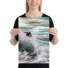 Load image into Gallery viewer, Kerry Surfer - Photo paper poster