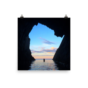 Old Head Tunnel - Photo paper poster