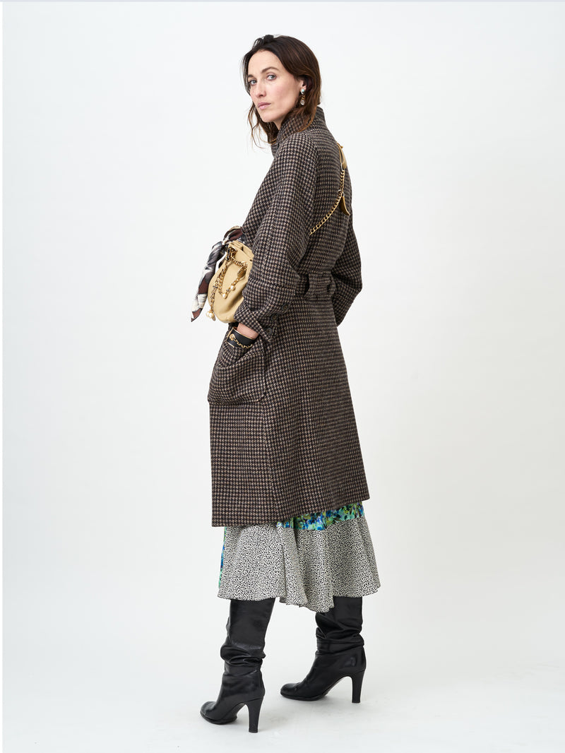 Samira Coat - Multiple Colorways