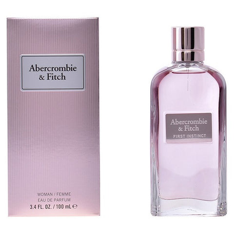 Women's Perfume First Instinct Abercrombie & Fitch EDP