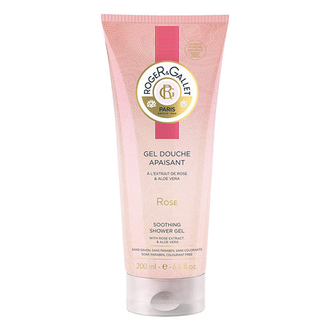 Shower Gel Rose Roger & Gallet (200 ml)