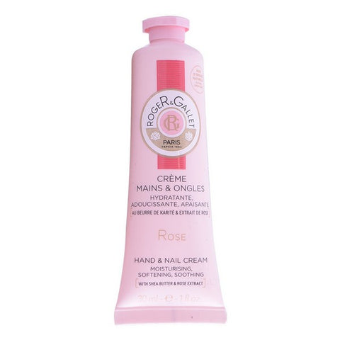 Hand Cream Rose Roger & Gallet (30 ml)