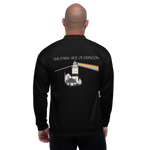 The Dark Side of the Bomber Jacket